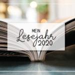 Mein Lesejahr 2020 & die #50bookschallenge