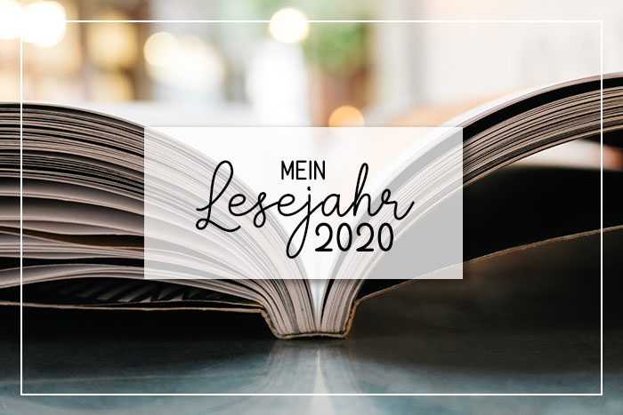Mein Lesejahr 2020 | klitzekleinedinge